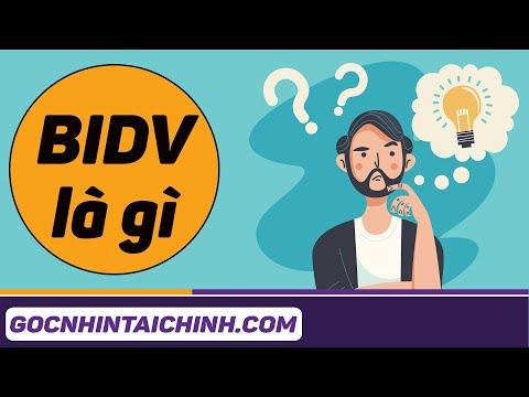👉 BIDV là ngân hàng gì, có uy tín hay không - Gocnhintaichinh.com