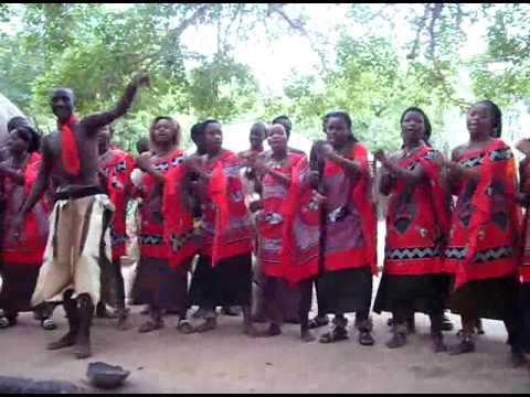 motsamo cultural centre - swaziland NOV 2009