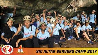 SIC Altar Servers Camp 2017