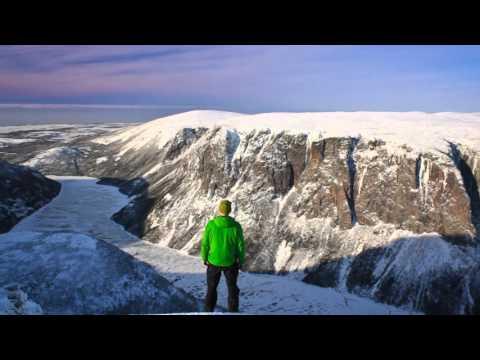 Gros Morne Snowshoe - 2016