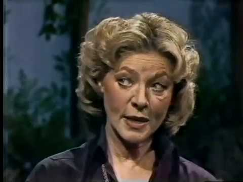 Lauren Bacall, 1979 TV Interview