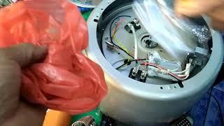 #ซ่อมหม้อหุงข้าวไฟไม้ติดอาการฟิวขาด ซ่อมง่ายๆ