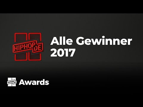 Download Youtube: Alle Gewinner der Hiphop.de Awards 2017 presented by Ultimate Ears