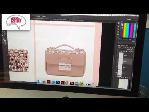 Moda Tasarım - Adobe Photoshop'ta Çanta Tasarımı II