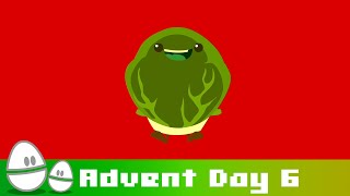 Farty Sprout | Advent Day 6 | Mr Weebl