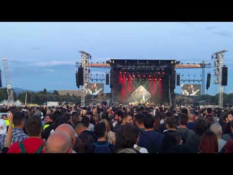 Foo Fighters (Firenze 14.06.18) (inizio concerto)