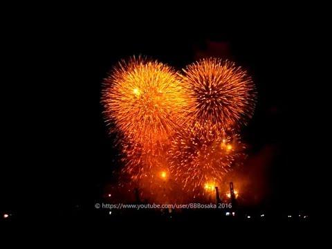 2016年 みなとこうべ海上花火大会 フィナーレ  #神戸 #花火大会