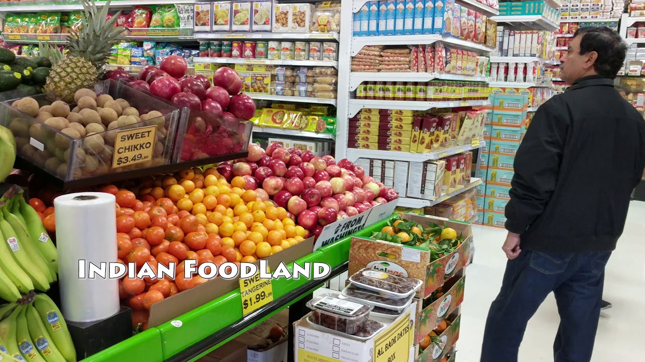 11eb74dbea [4K] Grocery Shopping in Brampton Canada at Indian Foodland and Fortinos  (Canadian Supermarket)