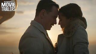 Michael Fassbender & Alicia Vikander star in 'The Light Between Oceans' - Official Trailer [HD]