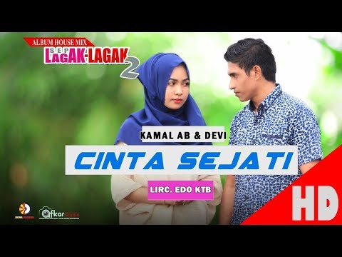 KAMAL AB Feat DEVI - CINTA SEJATI - Album Sep Lagak-Lagak 2 HD Video Quality 2017