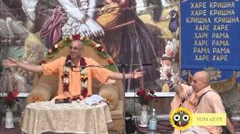 Бхагавад Гита 5.7 - Ниранджана Свами