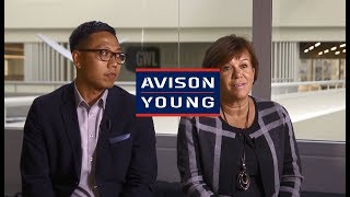 Gwl Realty Advisors On Son Youngs Project Management Services