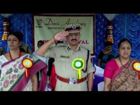 Kalvipaarvai Devi Academy Senior Secondary School Sports Day.Chennai