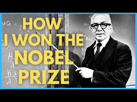 The ONE Reason Why Isidor Isaac Rabi Won The Nobel Prize | Safi Bahcall