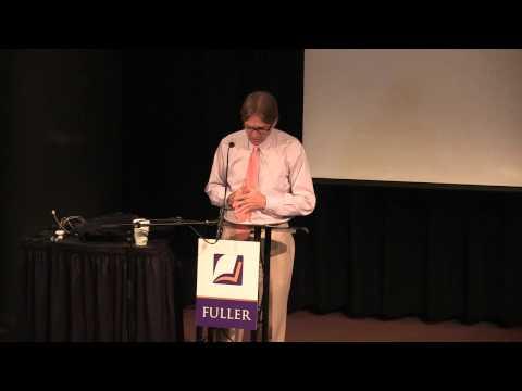 Integration Symposium 2015: Lecture 1 Response - Scott W. Sunquist
