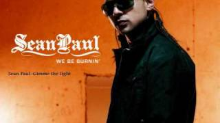 Sean Paul-Gimme the light