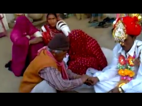 Marwadi Vivah Video, ताबड-तोड़ मारवाडी देशी विवाह, ऊलालमु नारेल विवाह, Rajasthani Desi Video,DJ Song