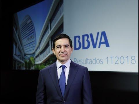 BBVA gana un 12% más y España vuelve a aportar la cuarta parte del beneficio