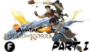 The Legend of Korra Gameplay Part 1