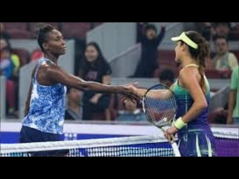 ASB Classic | Venus Williams & Ana Ivanovic Crashed Out In 1st Round