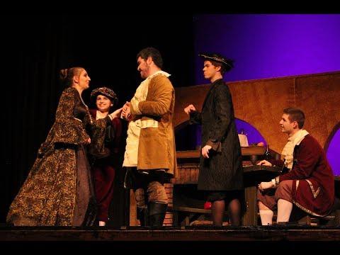 William Shakespeare's Twelfth Night - Syosset High School Theatre Arts - 5.18.18