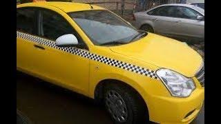 Nissan ALMERA # Gett 9600 в неделю # работа - такси гетт #