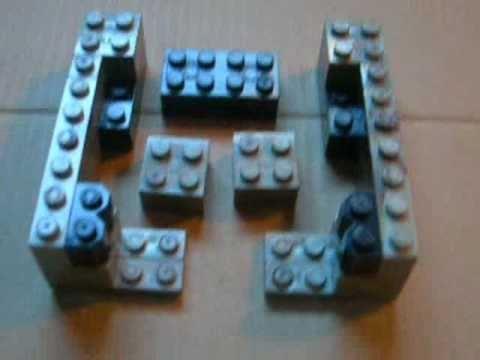 Elephant Instructions Part 2 Halo Mega Bloks Youtube