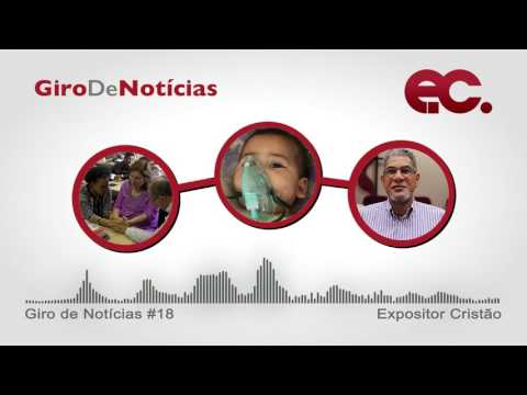 Giro de notícias #018 - Pessoas de referência - Dia do Pastor/a - Giro regional da 5 Região