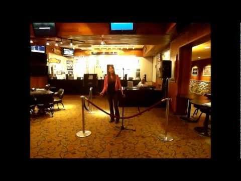 ✈ (Lake Tahoe 2011) 下班後在美國賭場裡唱歌- L.0.V.E by單單