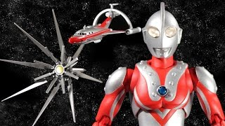 Ultra-Act Ultraman Zoffy Ultraman Mebius Special Set! Ultraman Zoff...