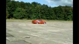 JET ENGINE Launch rear wheel drive Escort RS Turbo cosworth. OddKidd Style.