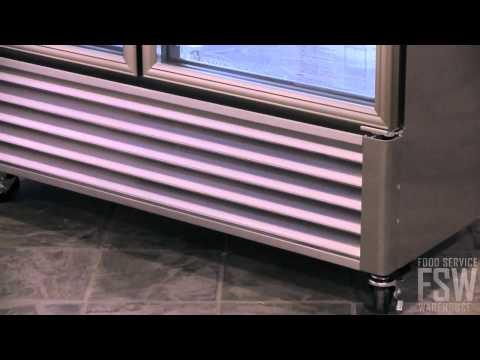 Metalfrio Glass Door Super Cooler Vn50r Doovi