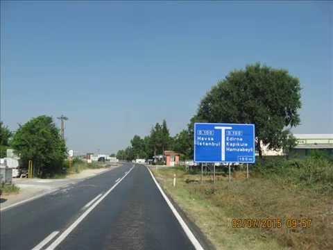 Bulgaria intre Edirne TR si Giurgiu RO 2 iulie 2015