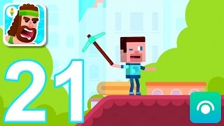 Bowmasters - Gameplay Walkthrough Part 21 - 8 New Characters (iOS)