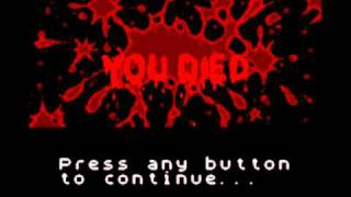 Game Over: Resident Evil Gaiden