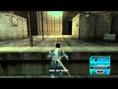 Syphon Filter: Logan's Shadow. Episode 6, part 1.