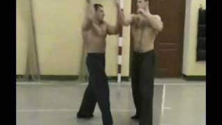 Филиппинская техника ножевого боя