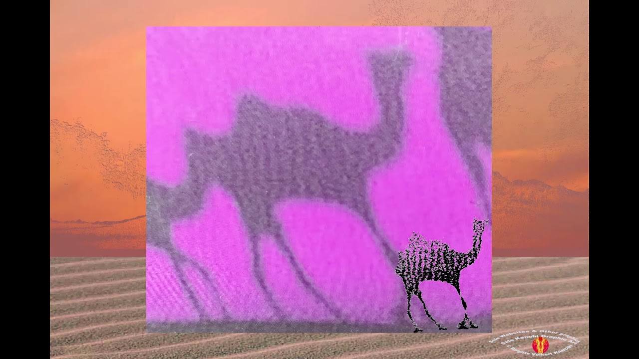 Rotation Simplicity Sisyphus as camel Vol. 2 Kanobi® Graphic Art 2. Edition