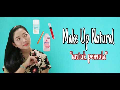 tutorial-make-up-natural-untuk-pemula-&-mudah