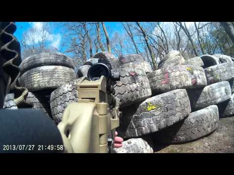 Madeley - West Midlands Airsoft