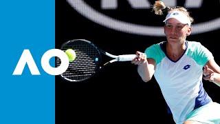 Elise Mertens vs Catherine Bellis - Match Highlights (R3) | Australian Open 2020