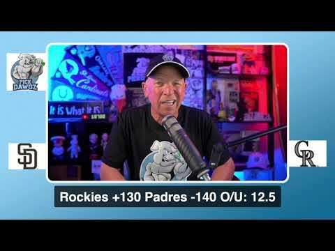 Colorado Rockies vs San Diego Padres Free Pick 8/30/20 MLB Pick and Prediction MLB Tips