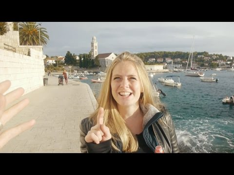 HOW HAVE WE NEVER HEARD OF THIS?! - Travel Croatia vlog 208