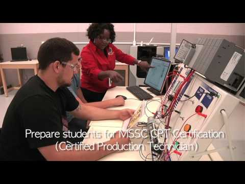 Automation and Production Technology at Withlacoochee Technical College