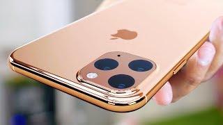 Финальный дизайн iPhone 11! Новый гибкий смартфон от Samsung и Mi Band 4