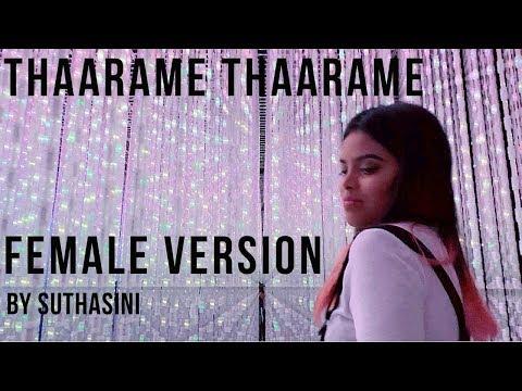 Kadaram Kondan  Thaarame Thaarame Female Version  Suthasini  Ghibran
