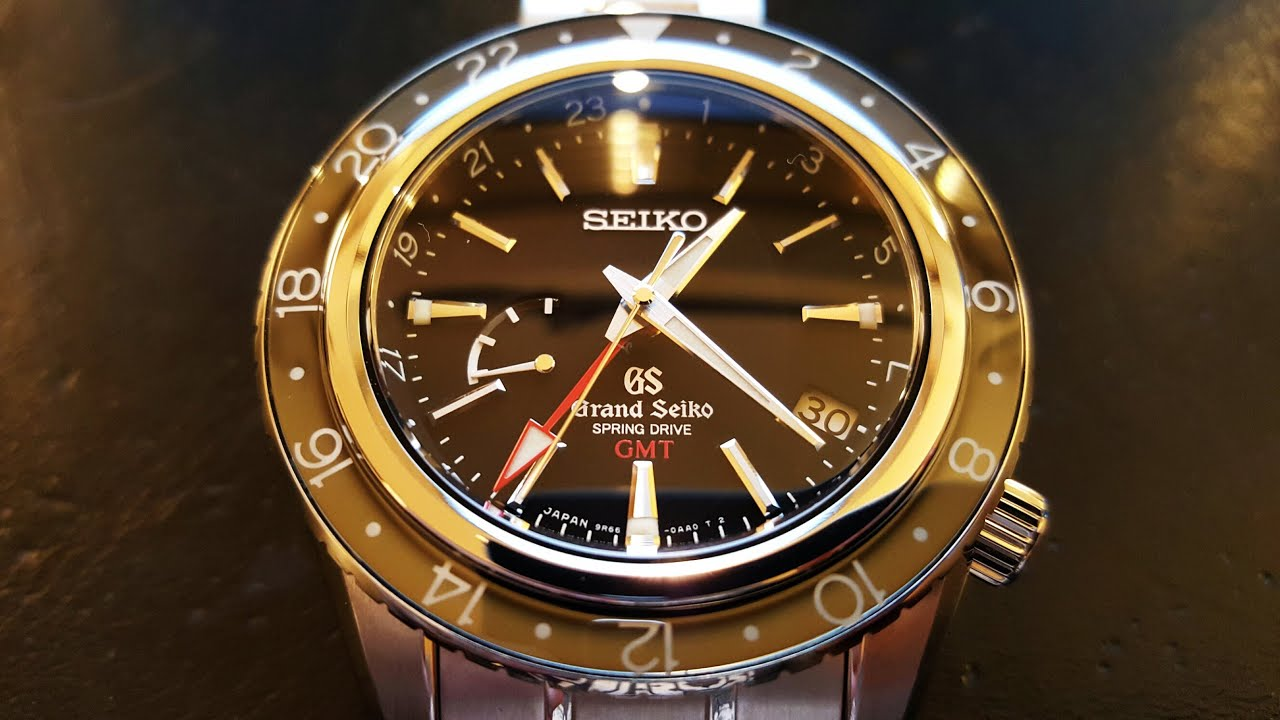 diver seiko grand watches drive watch youtube spring