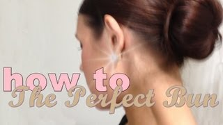 Gewusst WIE: Erstellen Sie die Perfekte Bun