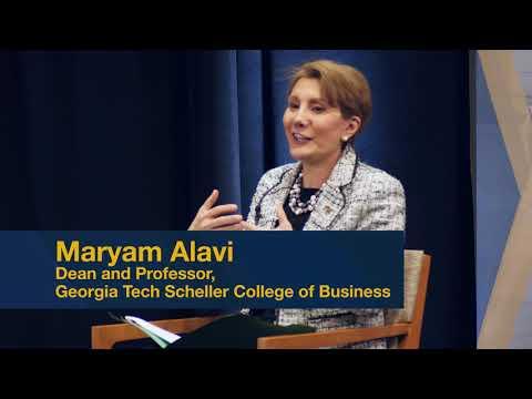 Scheller College Of Business Digital Disruption Presentation Series
