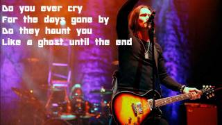 Ghost of Days Gone By by Alter Bridge Lyrics